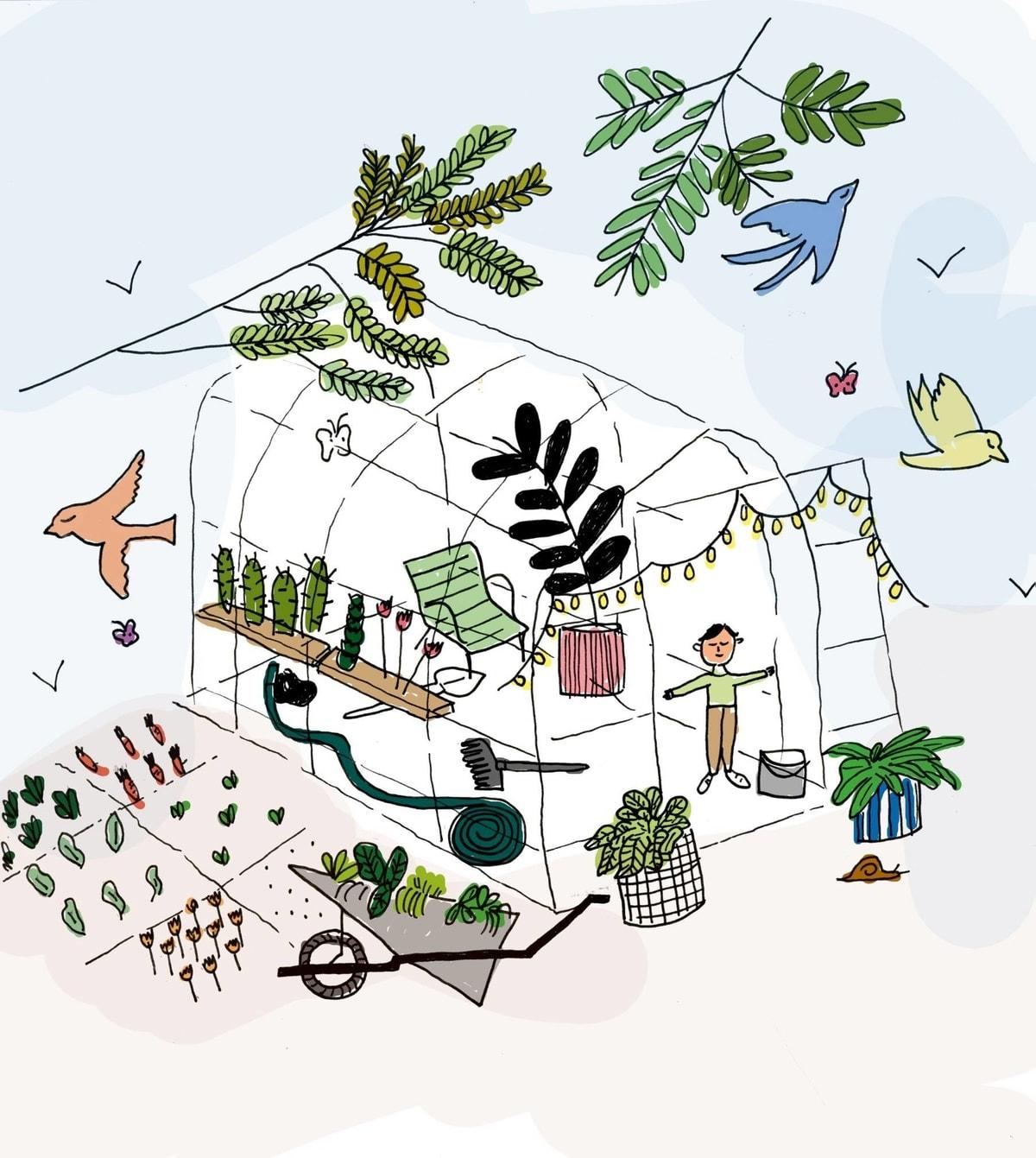 Illustration : Samantha Kerdine. www.samanthakerdine.fr